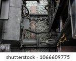 prague  czech republic  ...   Shutterstock . vector #1066609775