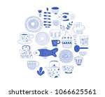 simple  elegant and stylish... | Shutterstock .eps vector #1066625561