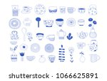 simple  elegant and stylish... | Shutterstock .eps vector #1066625891