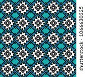 geometrical abstract tiles... | Shutterstock .eps vector #1066630325