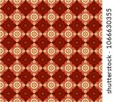 seamless pattern luxury... | Shutterstock . vector #1066630355
