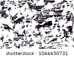 distressed background in black...   Shutterstock .eps vector #1066650731