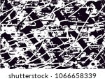 distressed background in black...   Shutterstock .eps vector #1066658339