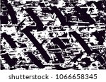 distressed background in black...   Shutterstock .eps vector #1066658345