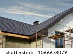 Metal Roof Construction With...