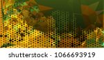 abstract background. spotted... | Shutterstock . vector #1066693919