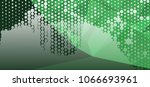 abstract background. spotted... | Shutterstock . vector #1066693961