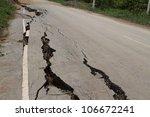 The Road Has Cracks.