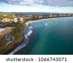 burleigh heads sunrise   Shutterstock . vector #1066743071