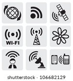 technology icons | Shutterstock .eps vector #106682129