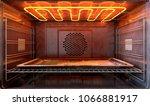a close view inside a  hot...   Shutterstock . vector #1066881917
