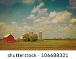 American Countryside   Vintage...
