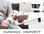 assistance medicine service... | Shutterstock . vector #1066928579