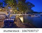 ithaca island  kefalonia... | Shutterstock . vector #1067030717