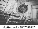 old abandoned italian... | Shutterstock . vector #1067032367