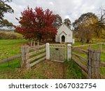 Historic White Wooden Church...