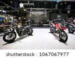 bangkok  thailand  april 04 ...   Shutterstock . vector #1067067977