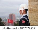 ankara  turkey   november 1 ... | Shutterstock . vector #1067072555