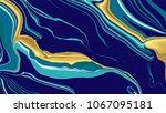 vector marble texture design.... | Shutterstock .eps vector #1067095181