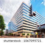 washington d.c.  usa   may 2 ... | Shutterstock . vector #1067095721