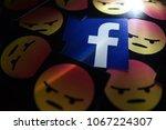 penang  malaysia   april 10 ... | Shutterstock . vector #1067224307
