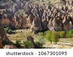 view of cappadocia. anatolia ... | Shutterstock . vector #1067301095