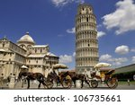 Leaning Tower. Pisa  Italy
