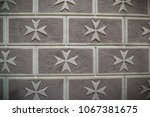 texture repetition of elements... | Shutterstock . vector #1067381675