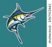 Marlin Pelagic Fish
