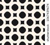 simple geometric background... | Shutterstock .eps vector #1067439674