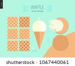 vector illustration of six... | Shutterstock .eps vector #1067440061