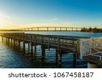 governor thomas johnson bridge  ... | Shutterstock . vector #1067458187