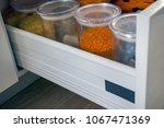 side view of a spices and...   Shutterstock . vector #1067471369