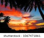 tahiti french polynesia moorea | Shutterstock . vector #1067471861