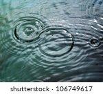 Water Ripples  Rain