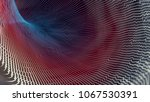 abstract colored background.... | Shutterstock . vector #1067530391