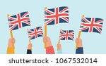 vector cartoon illustration of... | Shutterstock .eps vector #1067532014