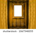 beautiful splendor of wood... | Shutterstock .eps vector #1067548355