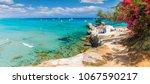 coastal sceneries of baia dei...   Shutterstock . vector #1067590217