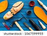 instruments and materials for... | Shutterstock . vector #1067599955