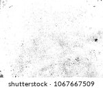 grunge black and white distress ... | Shutterstock .eps vector #1067667509