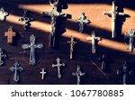 Small photo of Cross christianity symbol religion
