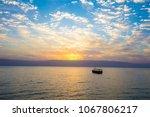 Beautiful Sea Of Galilee In The ...