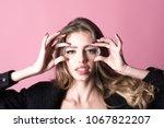 mobile orthodontic appliance... | Shutterstock . vector #1067822207