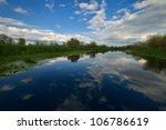 danube delta landscape | Shutterstock . vector #106786619