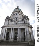 ashton memorial is a folly in... | Shutterstock . vector #1067896187