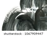 abstract ink background. marble ... | Shutterstock . vector #1067909447