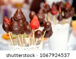 Pop Cake With Strawberry And...