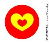 heart love icon   heart symbol  ... | Shutterstock .eps vector #1067926169
