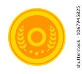 award icon. winner prize  ... | Shutterstock .eps vector #1067945825